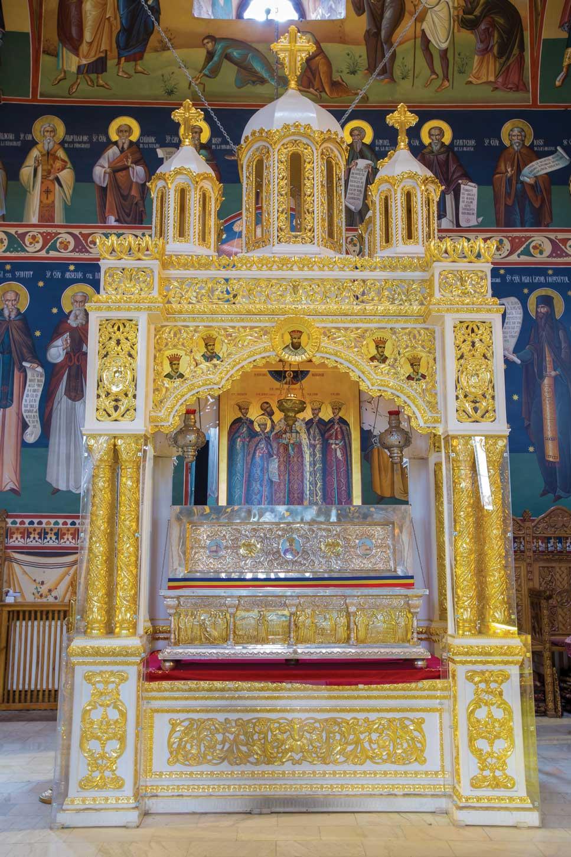 300 de ani de la aducerea moaștelor Sfântului Constantin Brâncoveanu