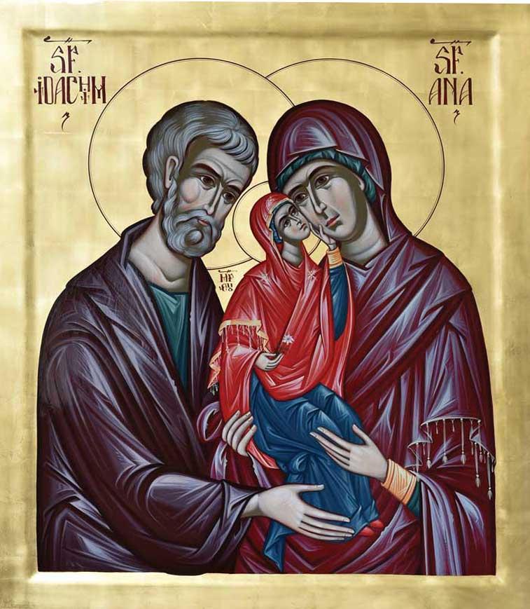 Familia creştină – icoană a iubirii lui Dumnezeu în lume