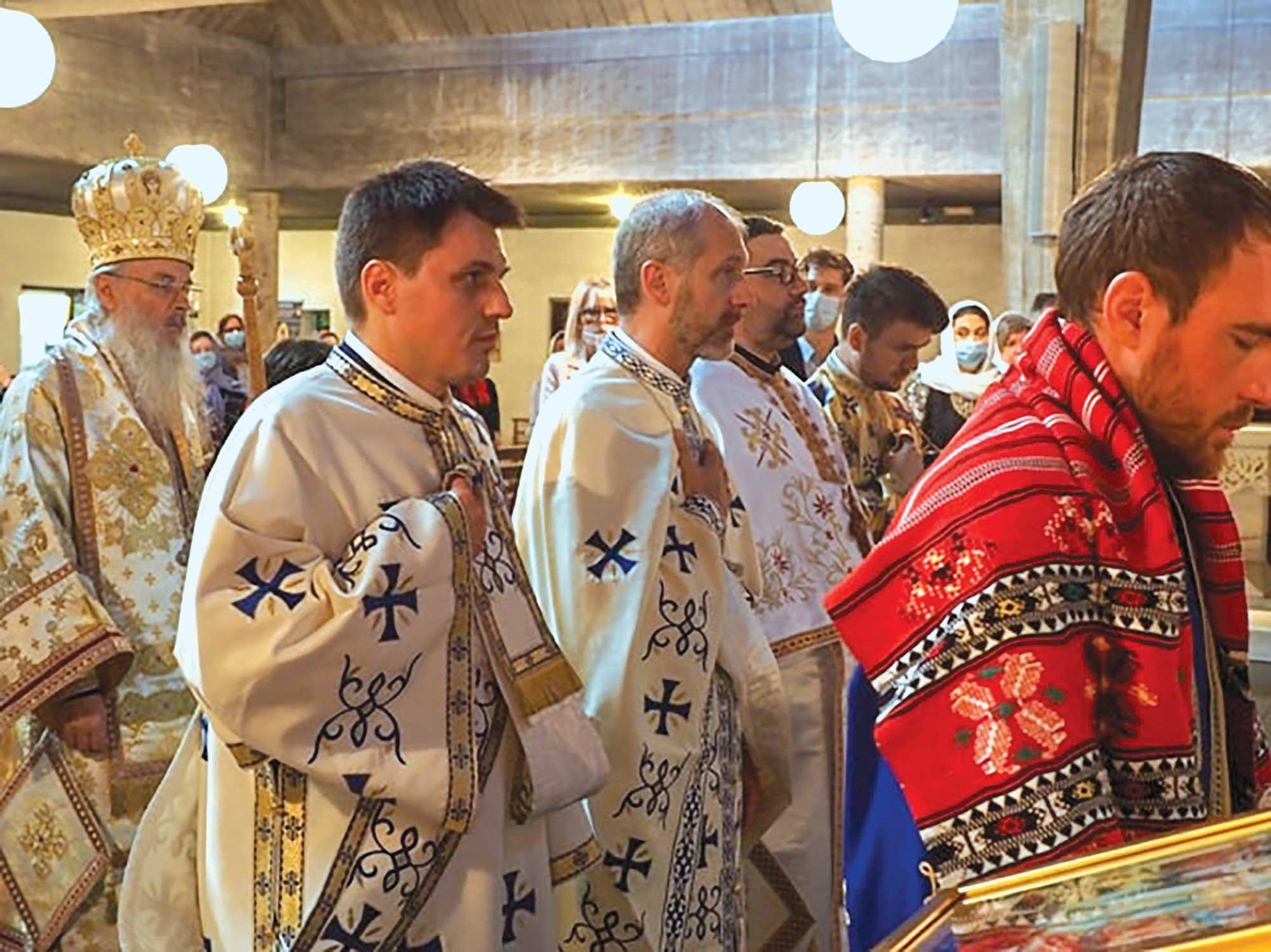 O nouă parohie ortodoxă românească la Köln, Germania