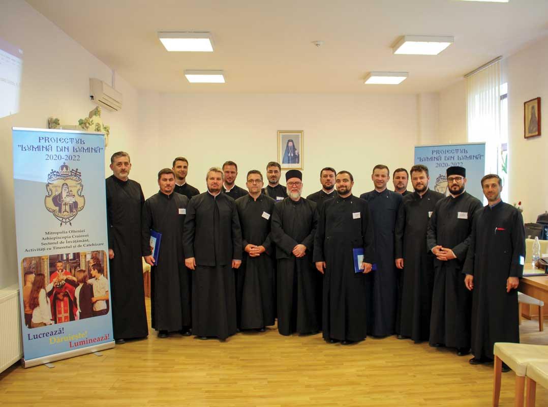 Lansarea unui proiect catehetic în Arhiepiscopia Craiovei