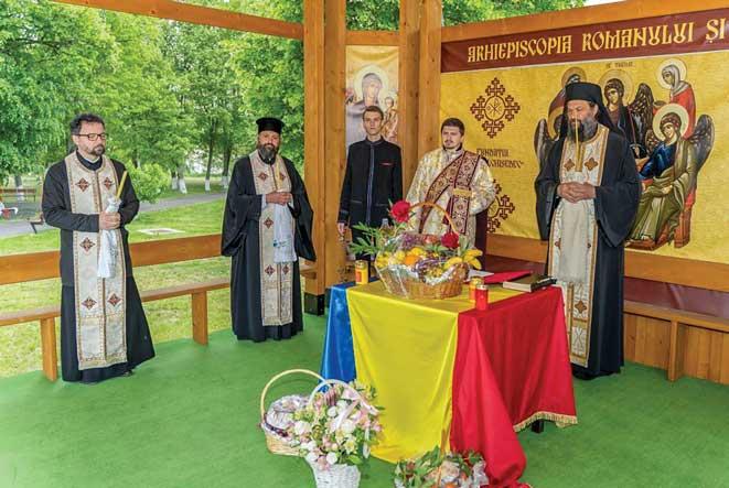 Pomenirea Episcopului Melchisedec Ștefănescu la Roman