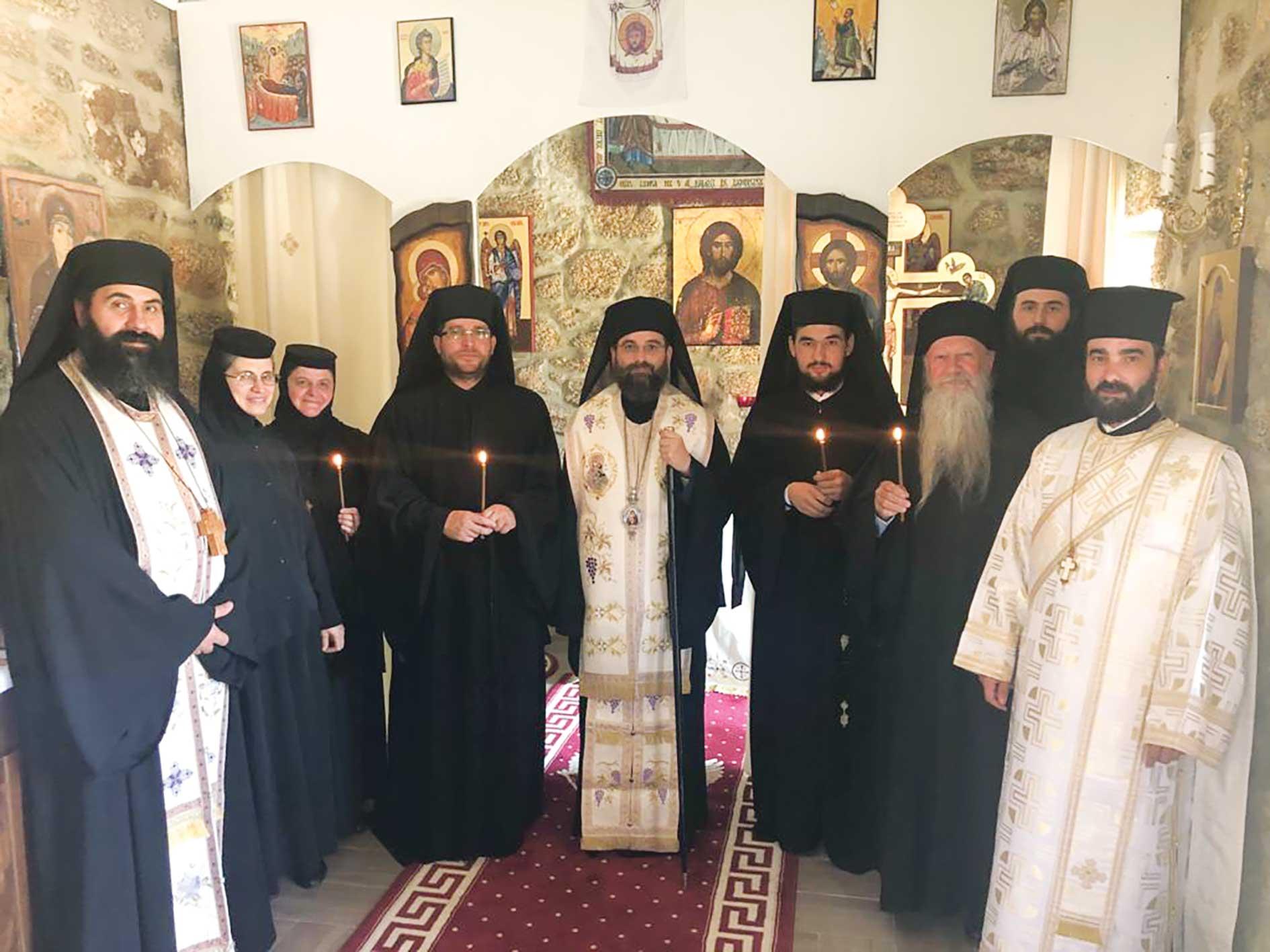 Rasoforii la Mănăstirea Aldeia de Santa Margarida, Portugalia