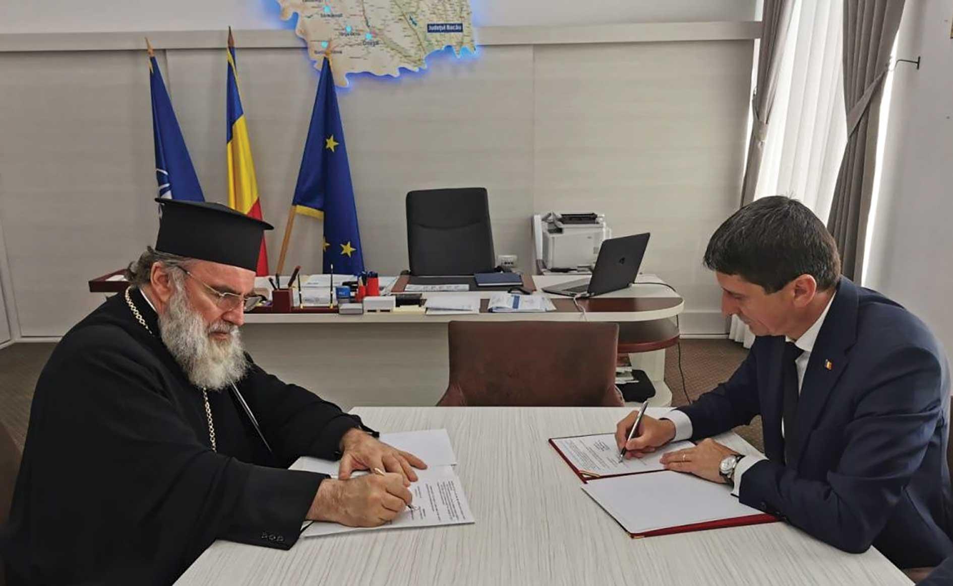 Protocol interinstituţional în județul Bacău