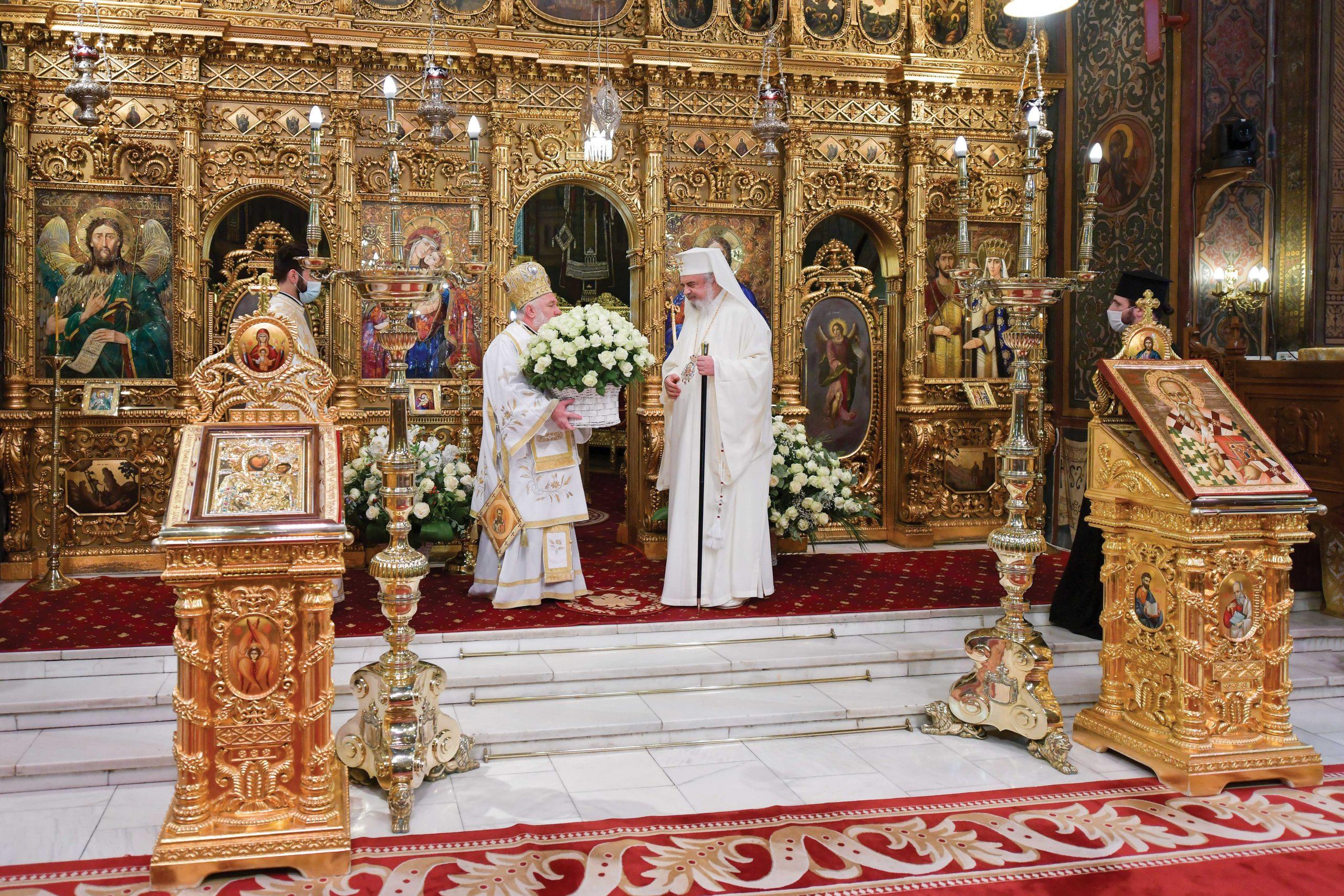 Preafericitul Părinte Patriarh Daniel la ceas aniversar
