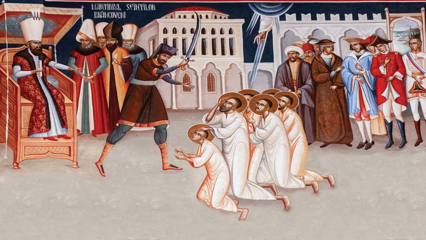 Ziua Națională pentru comemorarea martirilor Brâncoveni și de conștientizare a violențelor împotriva creștinilor