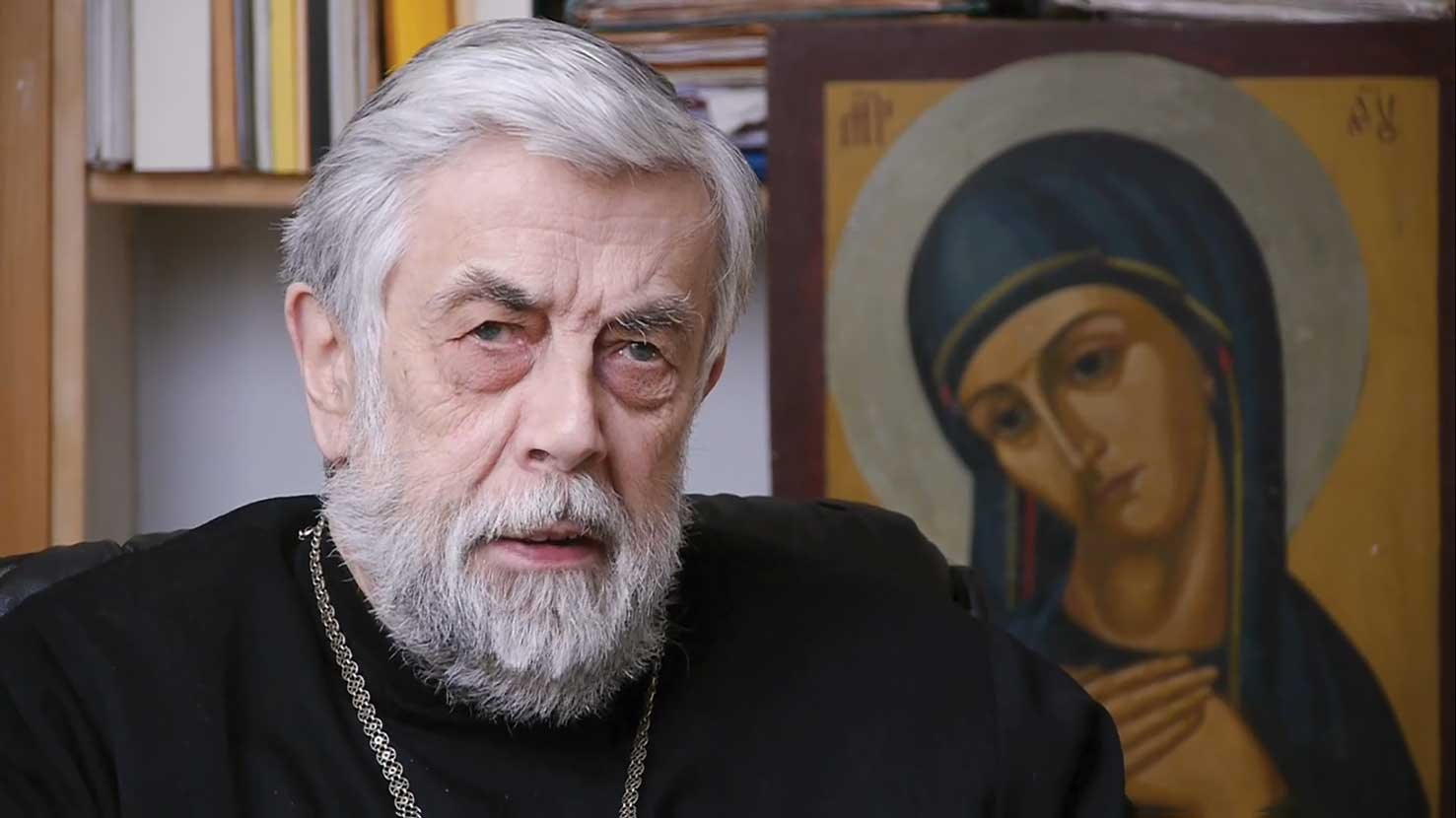 Părintele Boris Bobrinskoy – eminent profesor de teologie şi păstor de suflete
