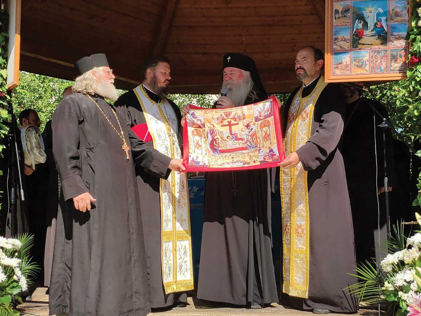 Sărbătoare în comunitatea ucraineană din Timișoara