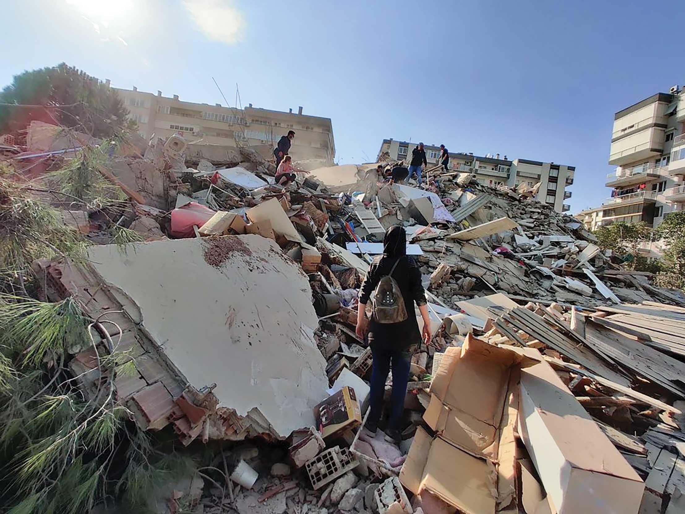 Mesaj de compasiune şi solidaritate cu cei afectaţi de cutremurul din Turcia
