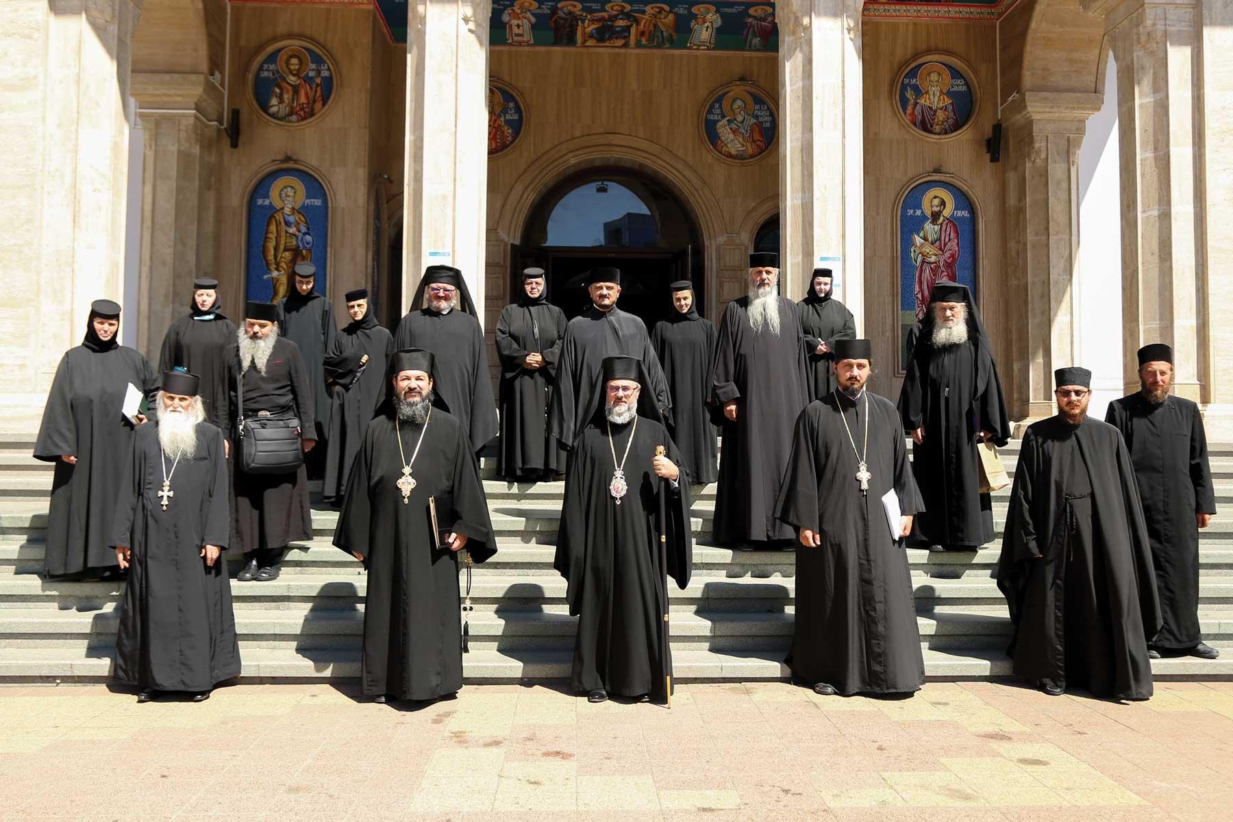 Sinaxa stareților și starețelor din Arhiepiscopia Buzăului și Vrancei