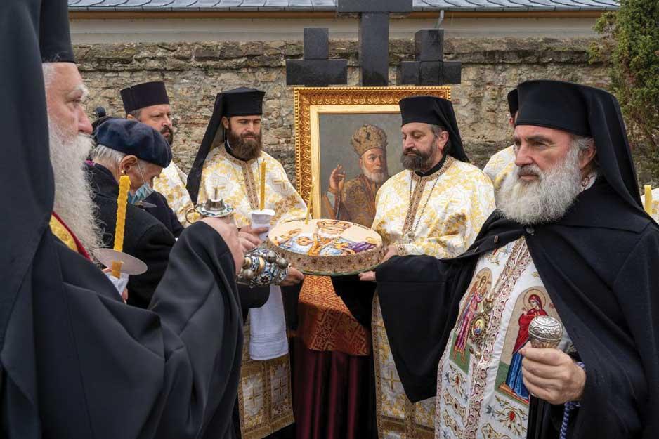 Pomenirea Arhiepiscopului Eftimie Luca la Roman