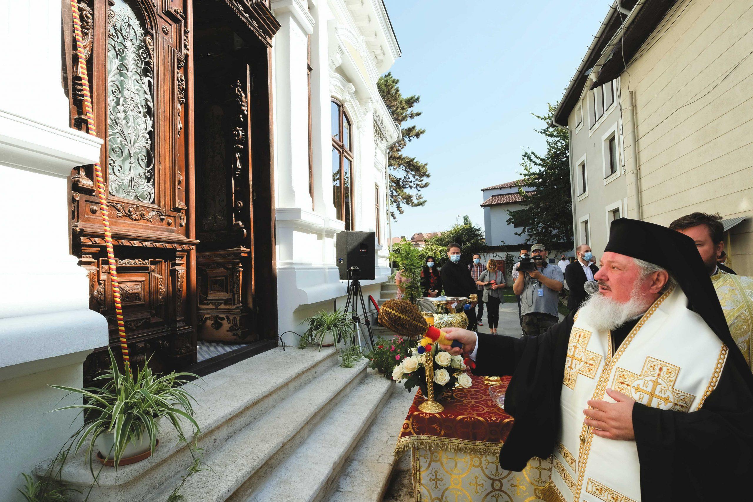 """Inaugurarea Centrului cultural """"Sfântul Antim"""" al Protoieriei Ploieşti Nord"""
