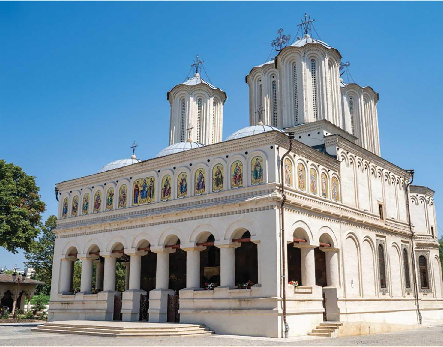 Trei zile de sărbătoare închinate Ocrotitorului Bucureștilor