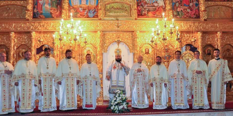 Moment aniversar pentru Episcopul Sălajului