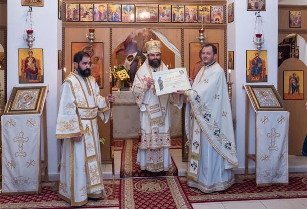 Parohia ortodoxă română din Almeria – 10 ani de la înființare