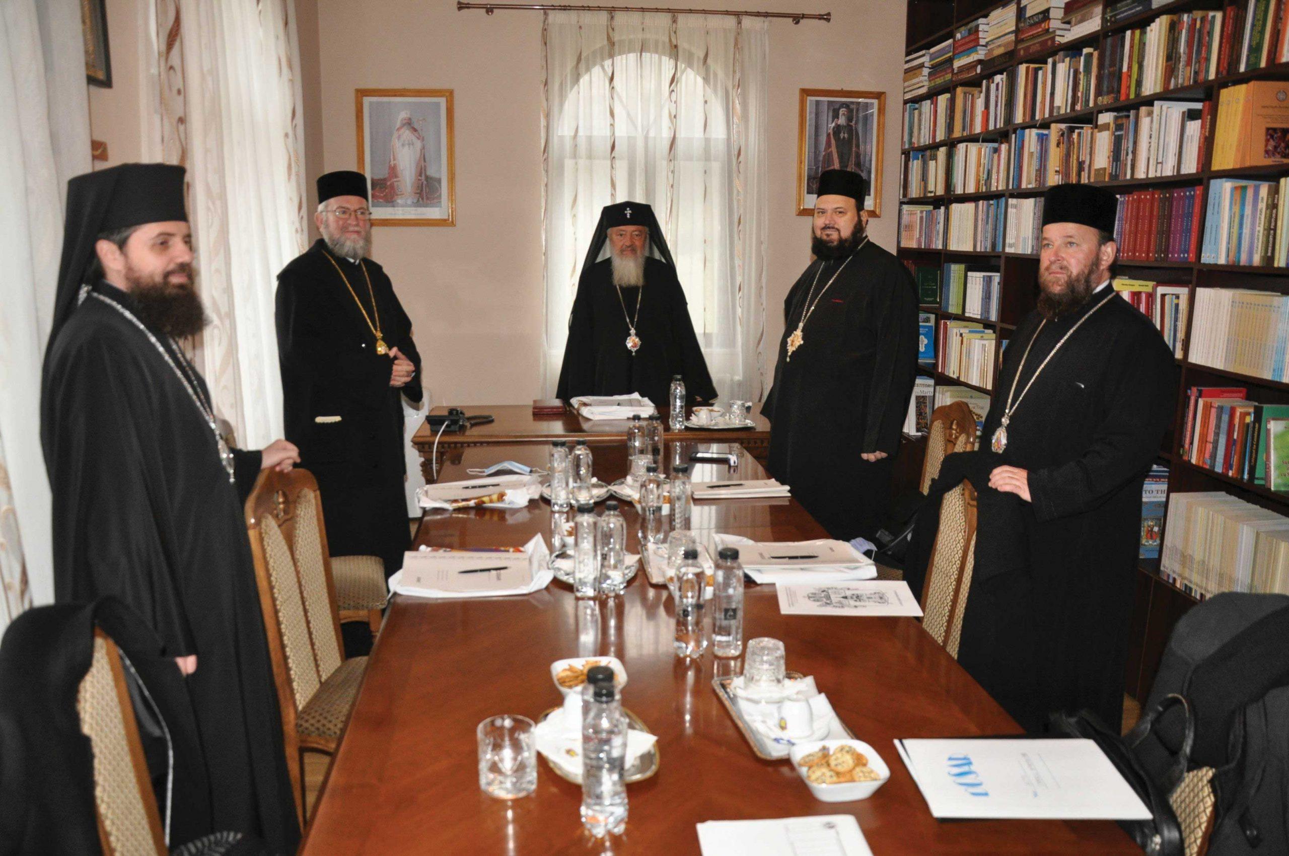 Sinodul mitropolitan al Mitropoliei Clujului, Maramureșului şi Sălajului
