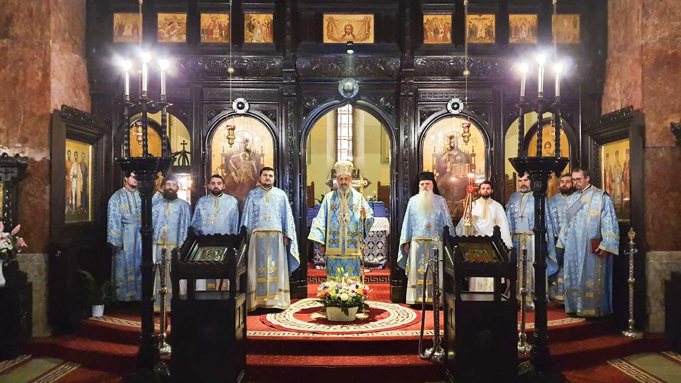 30 de ani de la hirotonia în treapta de arhiereu a Înaltpreasfințitului Părinte Arhiepiscop Irineu