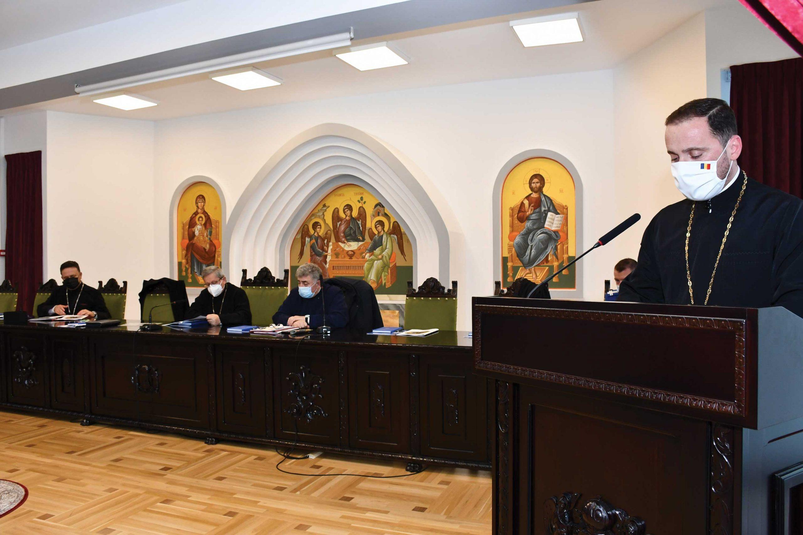 Întâlnirea anuală a preoților din cadrul Ministerului Afacerilor Interne