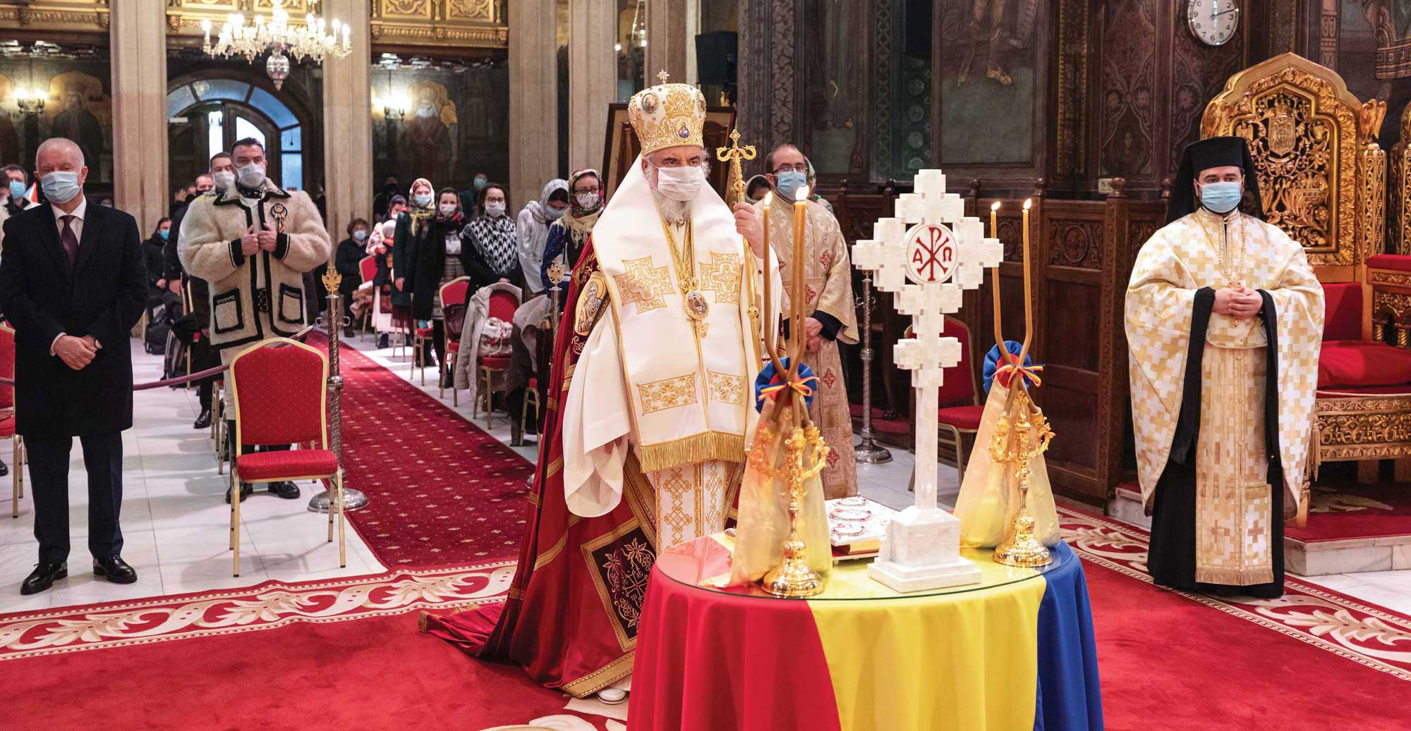 Te Deum de Ziua Națională la Catedrala Patriarhală