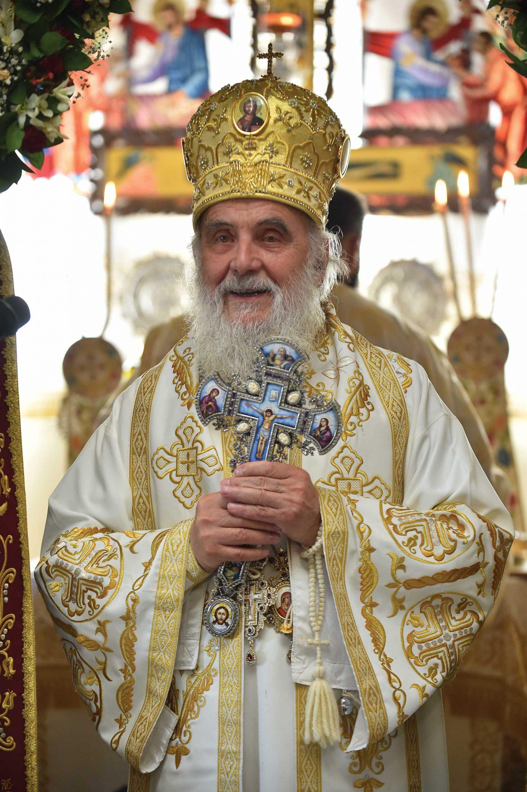 Patriarhul Irineu al Serbiei a trecut la Domnul