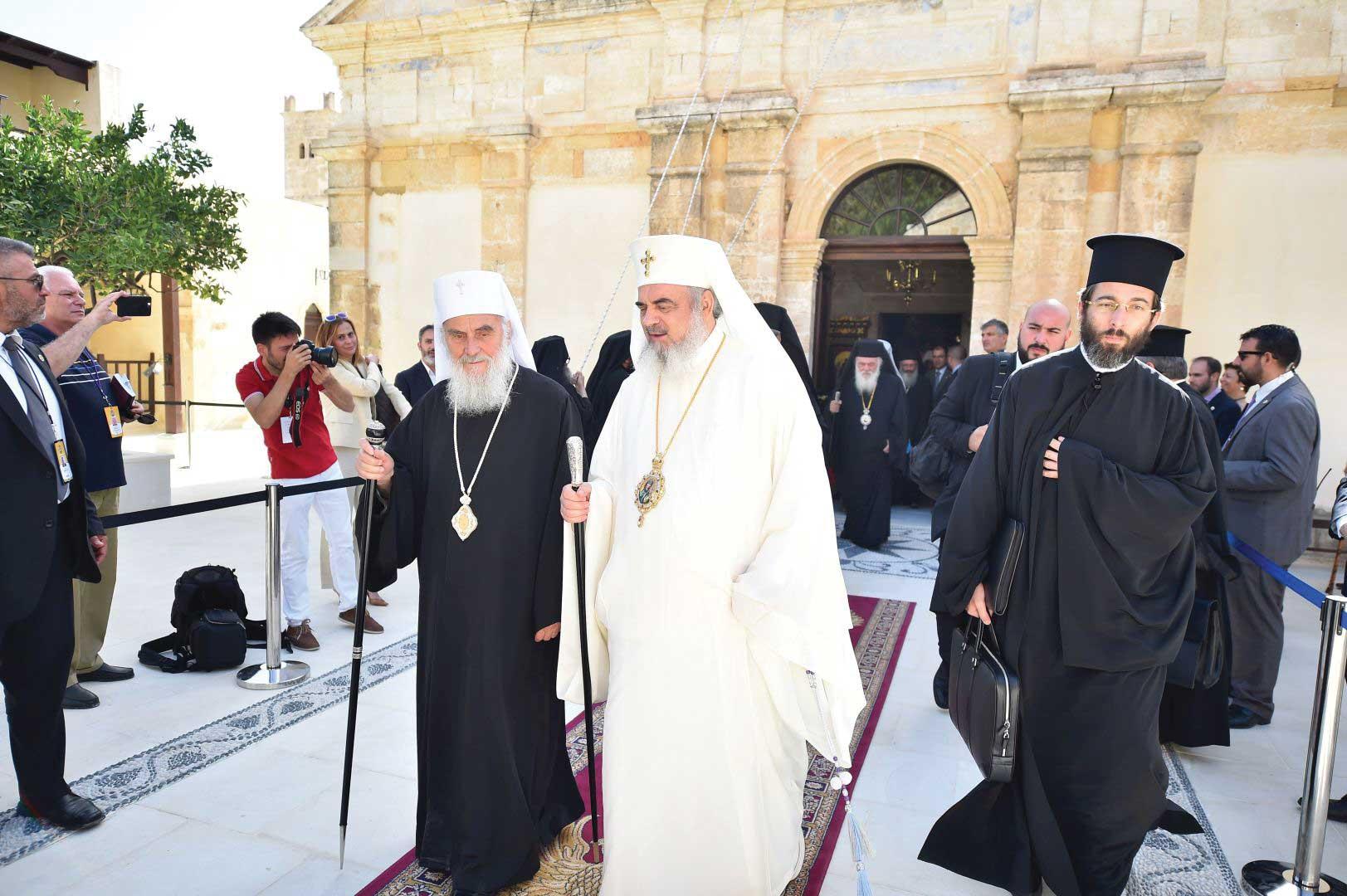 Un păstor înțelept și pașnic – Patriarhul Irineu al Serbiei (2010-2020)