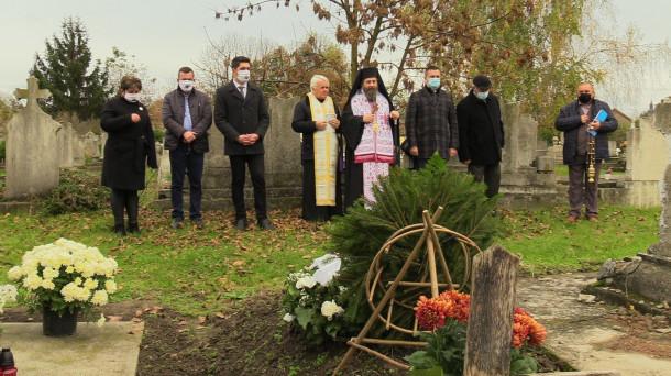 Manifestare comemorativă la Cimitirul Românesc din Giula Mică
