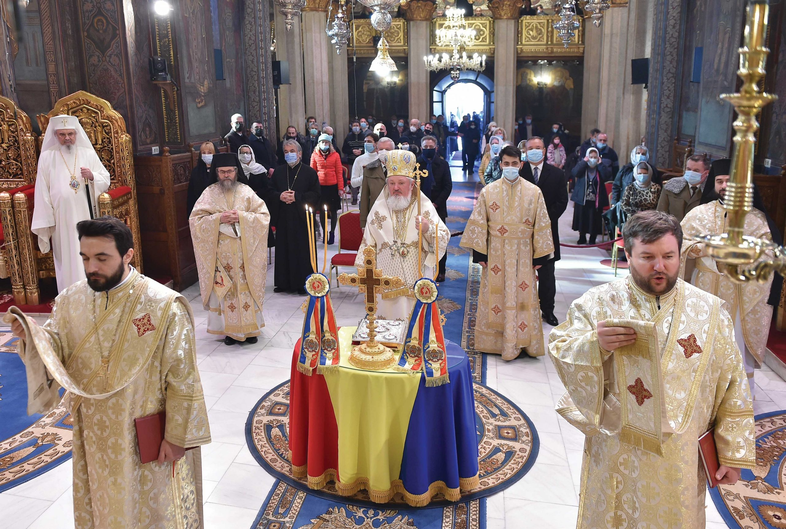 Aniversarea Unirii Principatelor Române la Catedrala Patriarhală