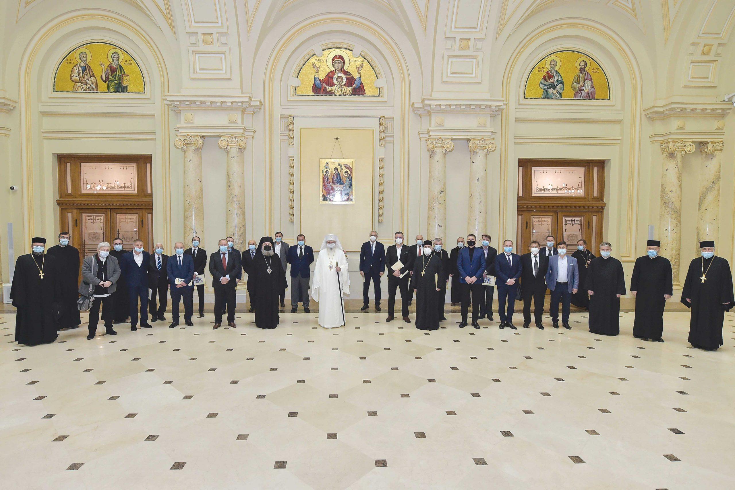 Adunarea eparhială a Arhiepiscopiei Bucureștilor