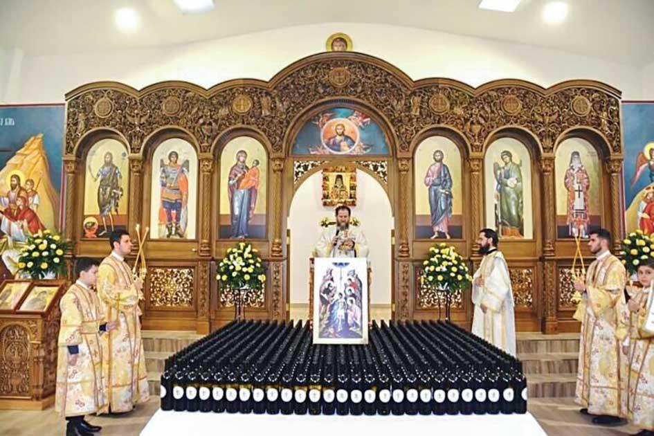 Praznicul  Botezului Domnului la românii din diasporă