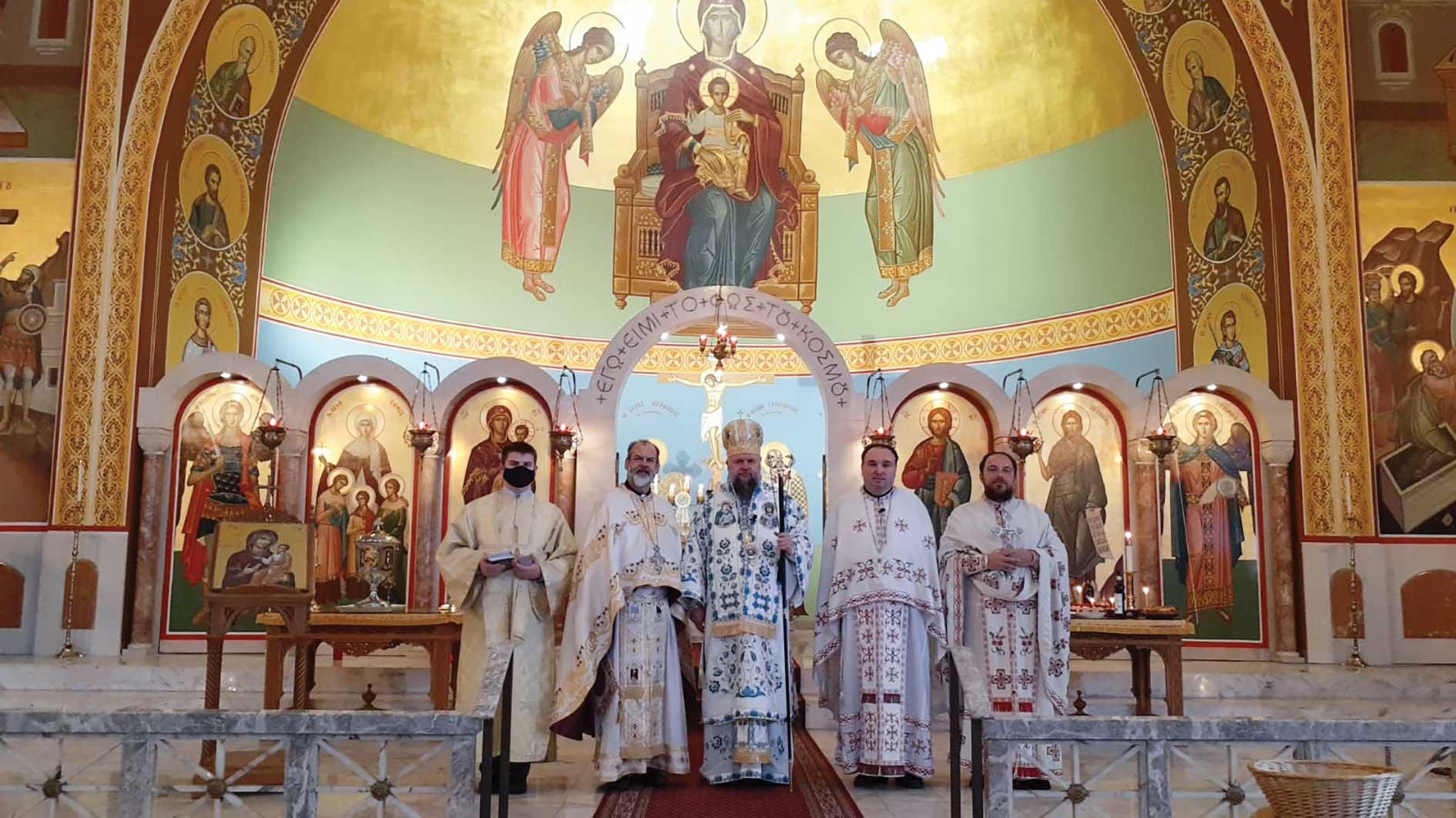 Slujiri misionare în comunităţile româneşti din SUA